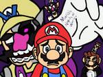 SMG4 - Mario and his Nights at Wario