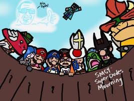 SMG4 - Super Dudes Mourning by Ultrasponge