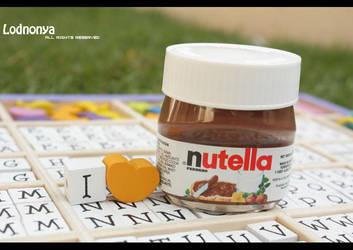 Nutella 1 by Londonya