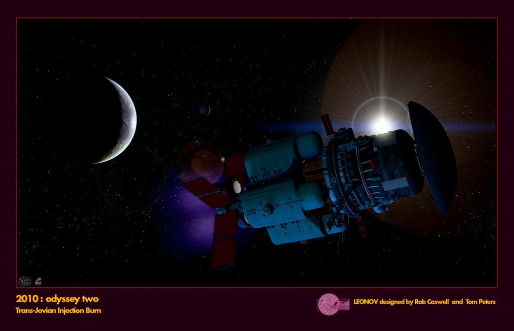 Leonov: Trans-Jovian Injection