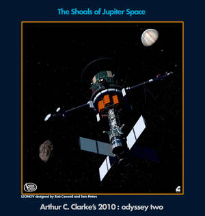 The Shoals of Jupiter space