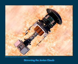 Skimming the Jovian Clouds