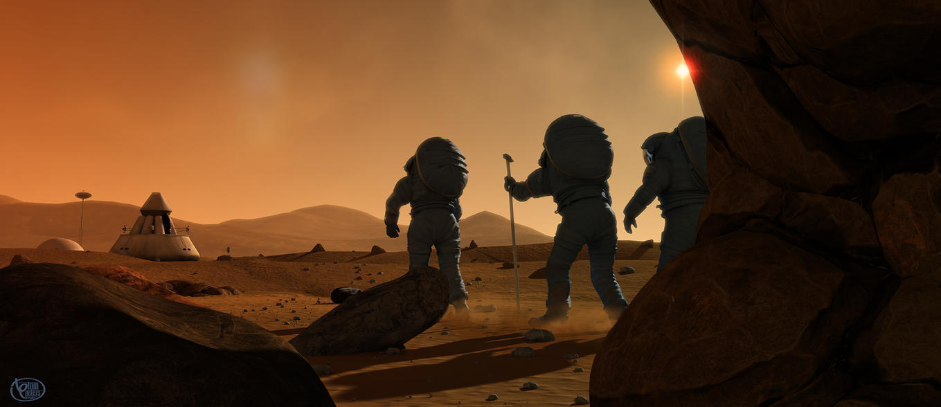 Explorers by Drell-7