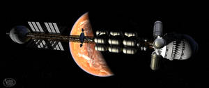 Exploration Starship Resolute
