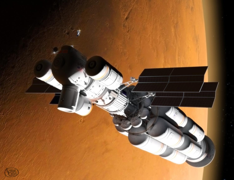 Deep Spacecraft Arrival