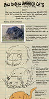 How to draw Warrior cats pt 4