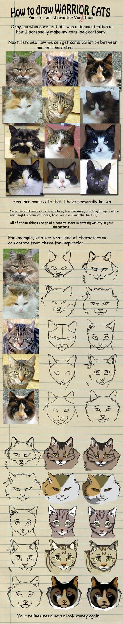 Heylorlass 1,536 73 How To Draw Warrior Cats Pt 5 By Heylorlass