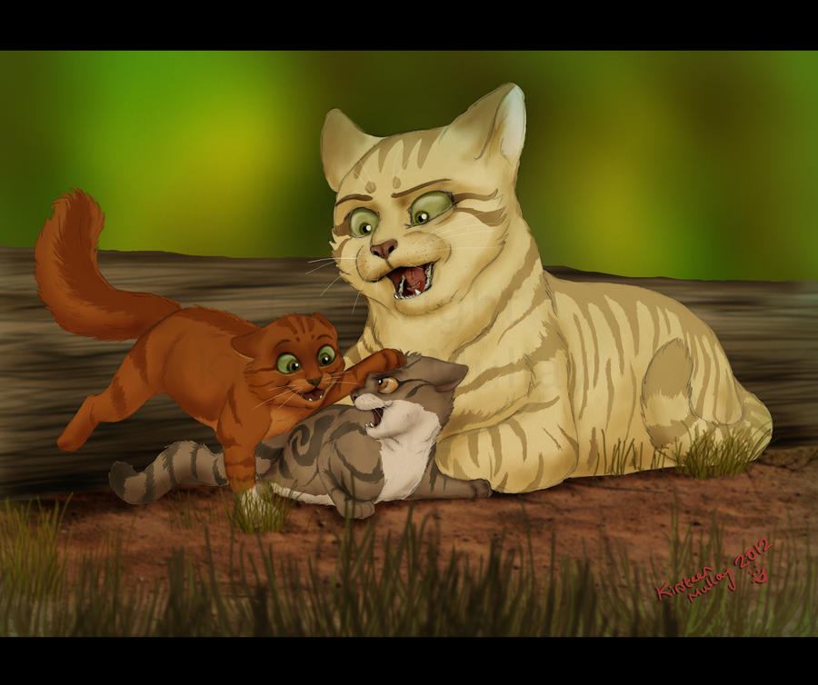 Sandstorm's kits by heylorlass