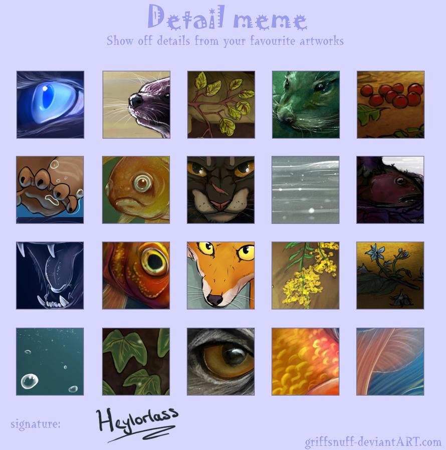 Detail meme by heylorlass