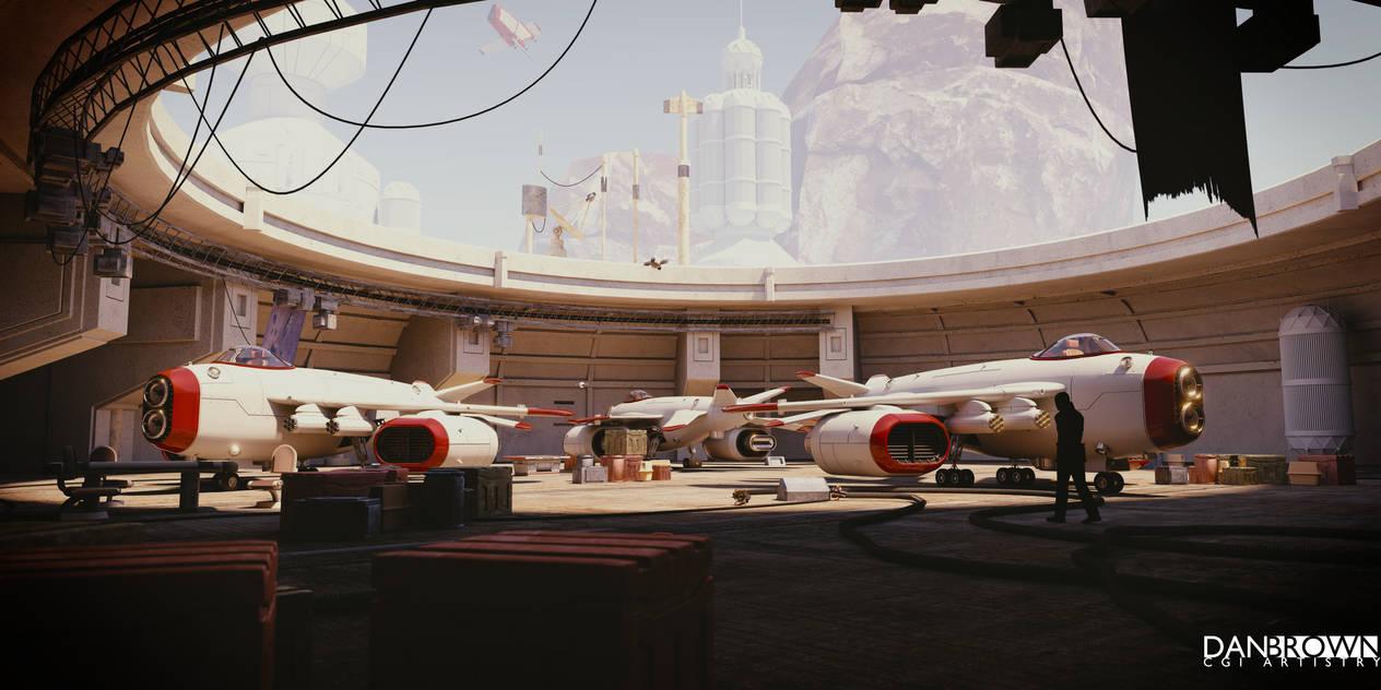 The Baron's Hangar