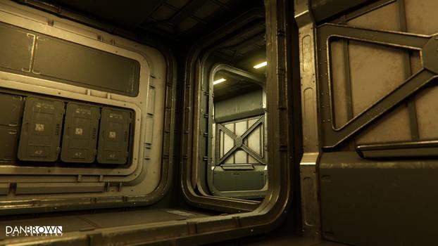 Nero's Fire Interior WIP 2