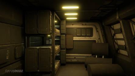 Nero's Fire Interior WIP 3