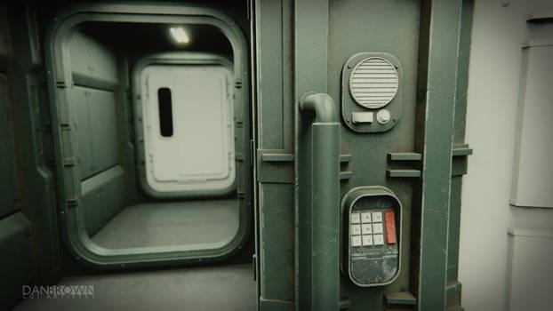 Small Starship Command Deck 3