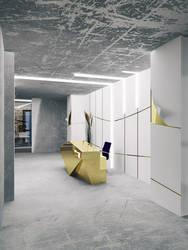 Lobby - Reception Design