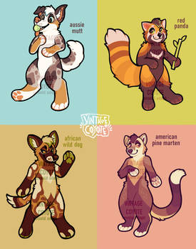 sticker-inspired adoptables