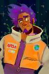 Space Boy by KinSyke