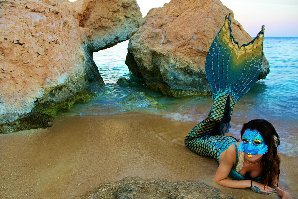 Mermaid Dreaming by KelzJoannides