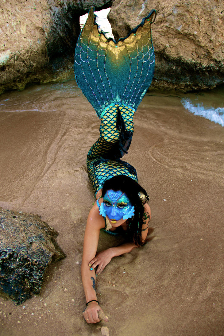 A Mermaid's Life For Me by KelzJoannides