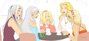 DFFC: Girls' Day Out