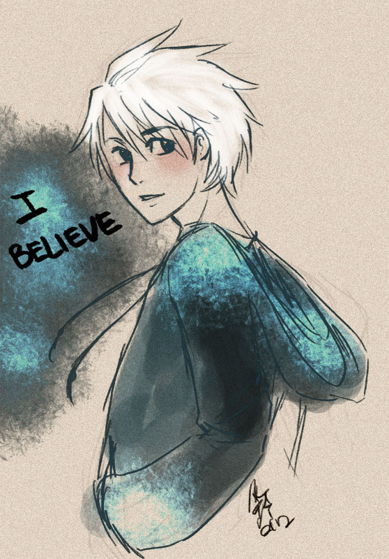 RotG: I believe in you by SchizoCheese
