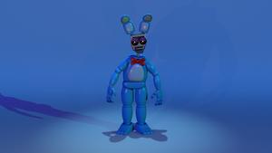 Toy Bonnie v2 Maskless