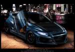 Honda CR-Z Virtual Tuning