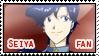 Stamp Seiya Fan by kuroitenshi13