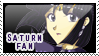Stamp Saturn Fan by kuroitenshi13
