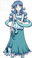 Senshi Daughter Contest Piece
