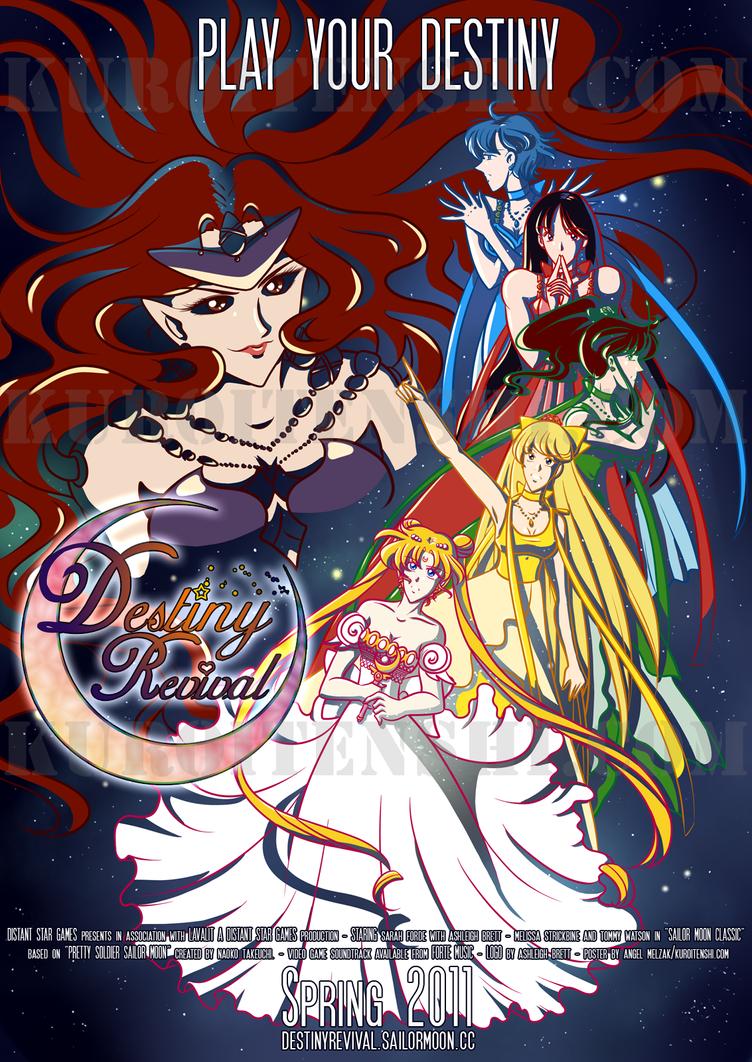 Destiny Revival SMClassic Pstr by kuroitenshi13