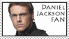 Daniel Jackson Fan STAMP by kuroitenshi13