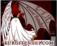 Kuroitenshi Logo Small by kuroitenshi13