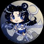 New Mascot for Family of Moonlight by kuroitenshi13