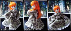 Fantasy Dress for Derry by kuroitenshi13
