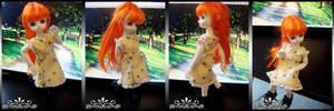 Summer Dress for Derry by kuroitenshi13