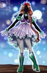 Magical Lady Titan