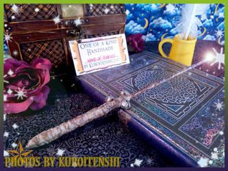 Wand of Jingles by kuroitenshi13