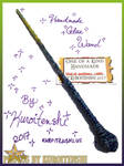 SOLD Wand of Wonderous Chaos