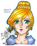 Traditional Princess Emillia
