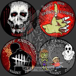 HWKNDS Merit Badges