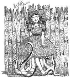 Pentober Monster Girl