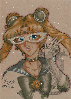 Toned Paper Sailormoon