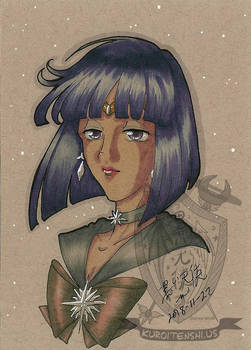 Toned Paper Sailorsaturn
