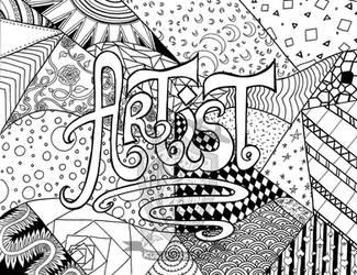 ARTIST doodle
