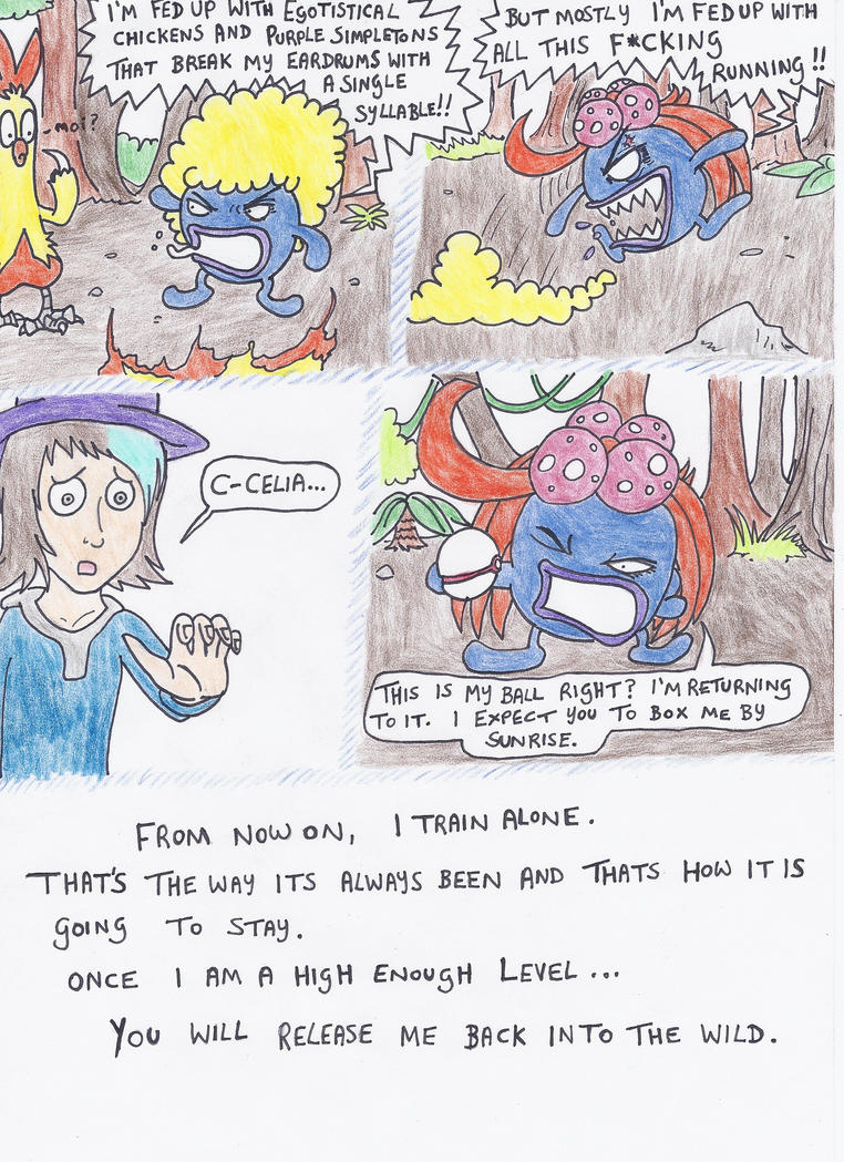 Tard's Emerald Nuzlocke pg.74 by GiantTurnipArmy