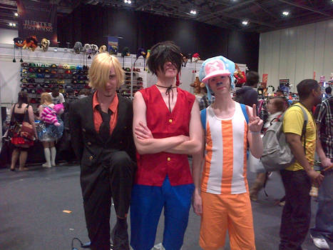 Sanji+Luffy+Chopper