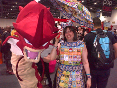 Froodies and the Gyarados