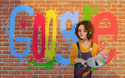 doodle for google by UrataScribbles