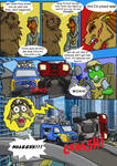 Sly Cooper: Thief of Virtue Page 32