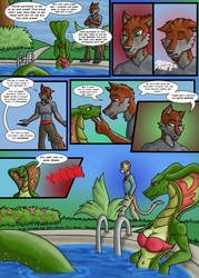 Sly Cooper: Thief of Virtue Page 199 by ConnorDavidson